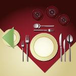 Pravidla a zásady stolování.